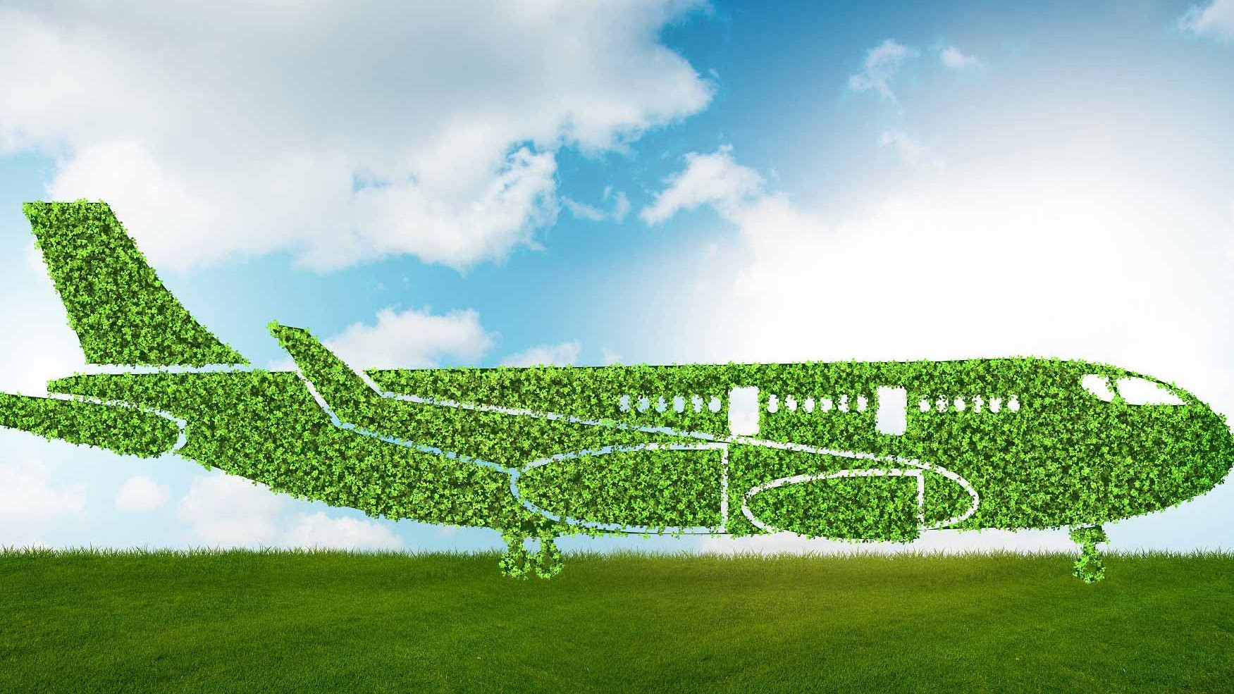 Can air travel ever be eco-friendly?]