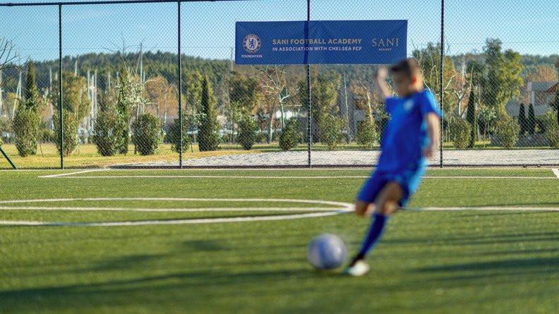 Children's football academy