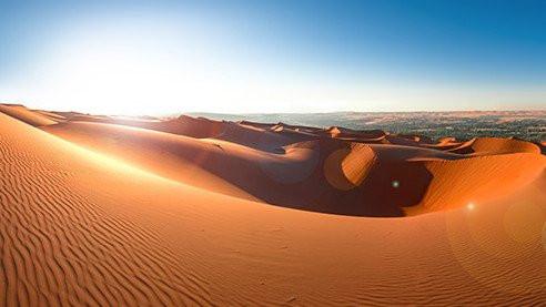 Rub' Al-Khali desert