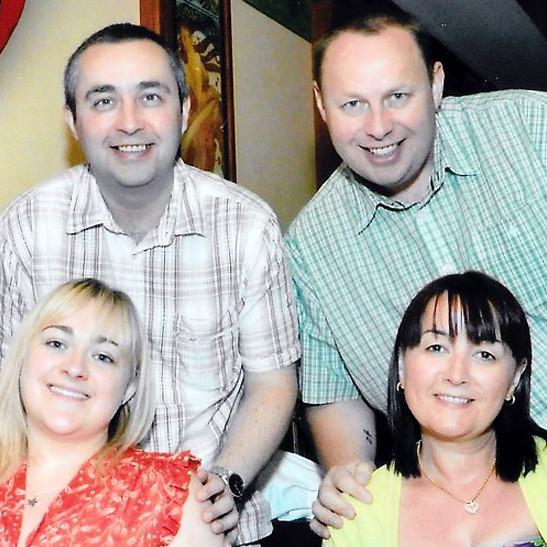 Mike, Lisa & Kerry